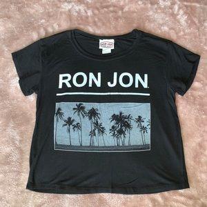Ron Jon Crop Top 🌟